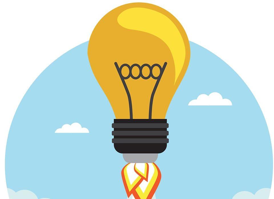 رویداد ارائه یک ایده یا ایده یک ارائه